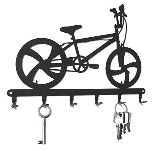 Portachiavi da parete/appendiabiti * BMX Bicicletta * - Portachiavi Da Bicicletta, chiavi, metallo - 6 Ganci