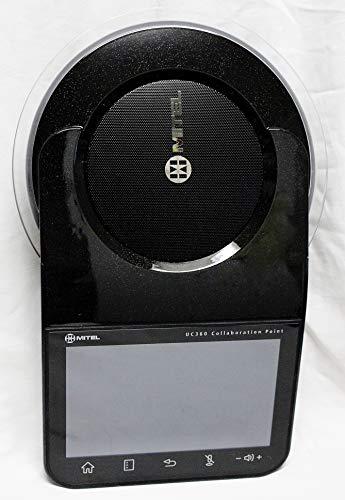 Mitel 50006580 - Teléfono IP (Negro, Digital, 1024 x 600 Pixeles, 17,8 cm (7'), G.711,G.711a,G.722,G.722.1,G.729A, 150-22000 Hz)