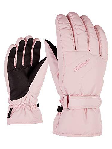 Ziener Damen KADDY lady glove Ski-handschuhe, rose, 8.5 (XL)