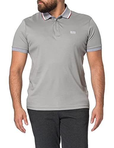 BOSS Paddy 1 10210510 01 Camisa de Polo, Talla Mediana,