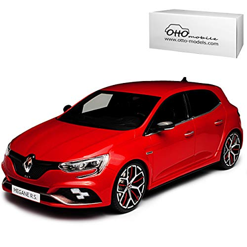 Renault Megane RS IV Trophy Flame Rot 5 Türer Ab 2017 4. Generation Ab 2015 1/18 Otto Modell Auto