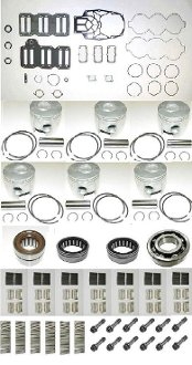 Buy Discount Powerhead Rebuild Kit Mercury 3.0 Liter DFI, 2003 & Up Single Main