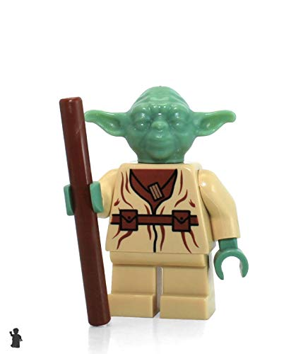 LEGO Star Wars Original Yoda Minifigure