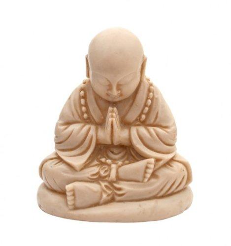Betender-Buddha-Statue / Figur