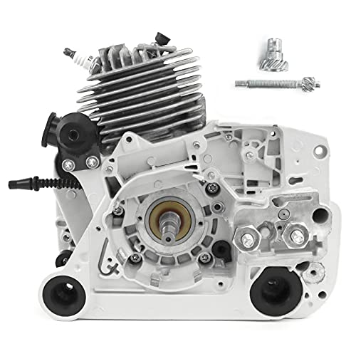 NEO-TEC Chainsaw Crankcase Engine Motor Fit For Stihl MS660 066 Assembly Crankshaft Engine Motor Housing 54mm Cylinder Piston Kits Chainsaw Replacement Parts OEM 1122 020 2113 / 1122 020 1211
