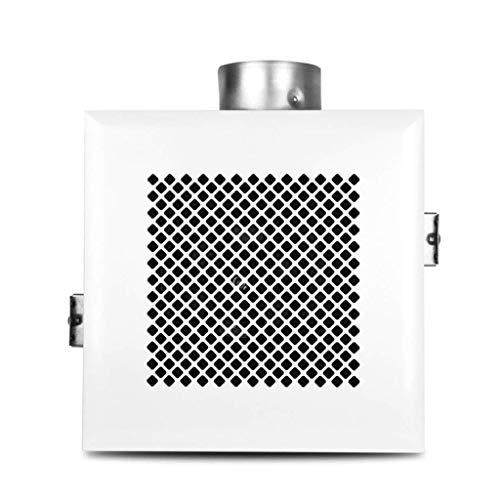 DYXYH Extintor de bajo Ruido baño silencioso Inicio Cocina Gas, bajo Ruido de baño Cocina
