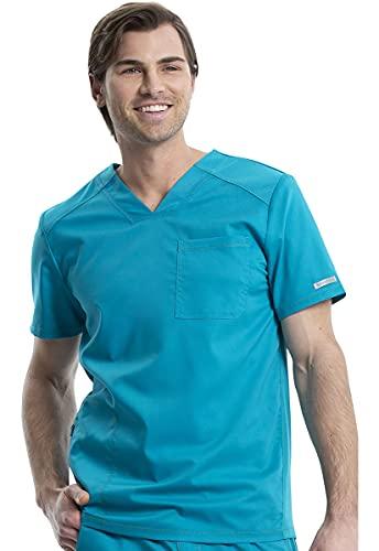 Pijama médica para Caballero Cherokee Workwear Revolution WW603-WW012 Color Teal Talla L