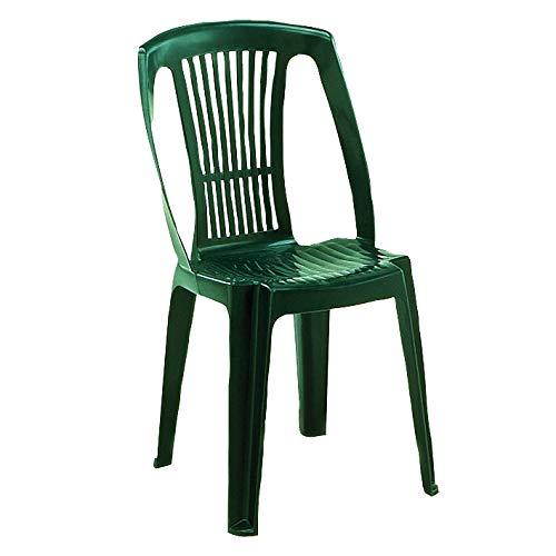 Stuhl Progarden Kunstharz Stern grün [Progarden]