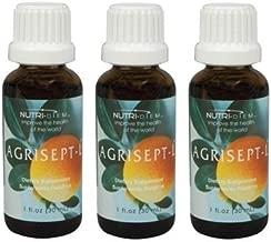 Agrisept - L Antioxidant 30ml (1 oz) 3 bottles by Nutri-Diem Inc.