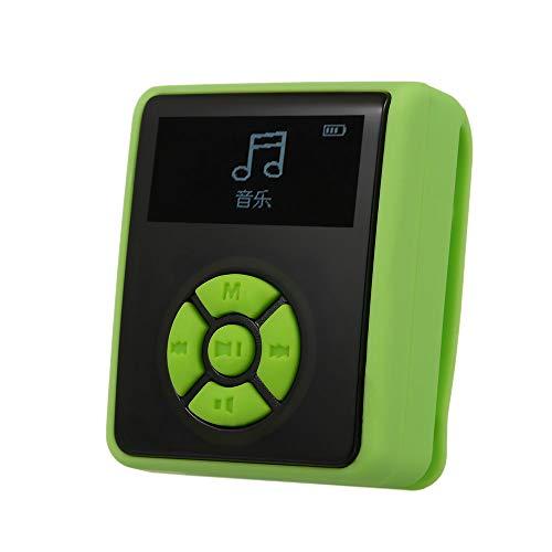 Docooler IPX7 Wasserdichter MP3-Player 8 GB Musik-Player mit Kopfhörern FM-Radio zum Schwimmen Laufen Tauchen Unterstützung Schrittzähler