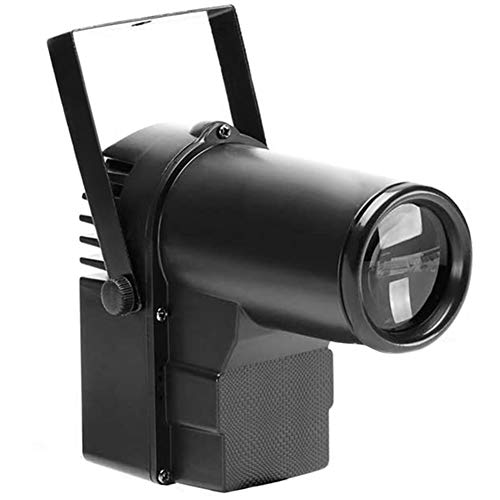 U`King Pinspot Light with 10W LED RGBW Beam Spotlight