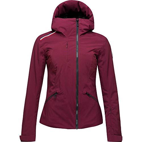 Rossignol Damen Skijacke Cadran Jacket M Weinrot