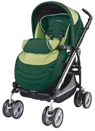 Peg Perego S1PSC3GT44 Buggy Pliko Switch Compact Completo - Myrto