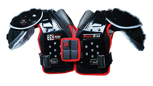 SportStar Youth Football Shoulder Pads - Large/X-Large