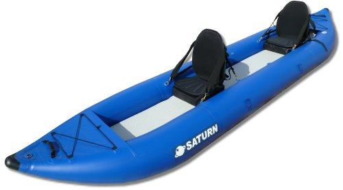 Saturn 14ft Ocean Kayak - Blue