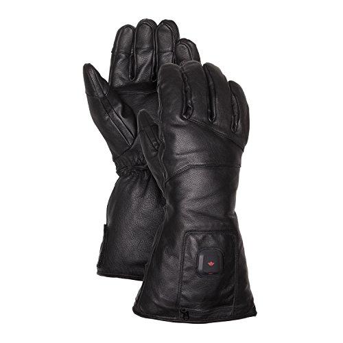 Celtek Herren Handschuhe Beleuchten, Herren, schwarz
