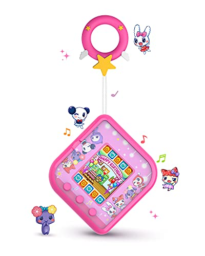 of portable pets dec 2021 theres one clear winner MIHUI Virtual Electronic Nano Pet for Kids Girls, 90s Toys.(Color Screen)