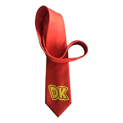 DK Corbata roja