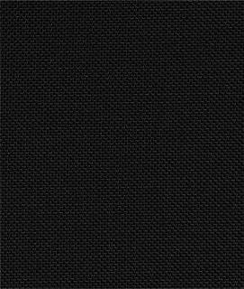 Black 1680 Denier Ballistic Nylon Fabric - by the Yard