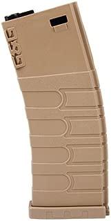 G&G M16 Mid-Cap 120-Round Magazine, Tan