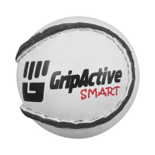Grip Active Pack of 6 SMART TOUCH Hurling Ball Sliotar Club County Hurl Camogie
