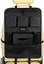 M&Kautosolutions4 M&K car Back of seat Organizer Bundled with 8.5 inch LCD Writing Tablet