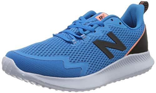 New Balance Ryval Run, Zapatillas para Correr de Carretera para Hombre, Azul (Blue Sv1), 44 EU