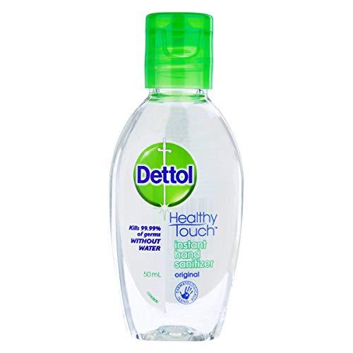 Dettol Healthy Touch Liquid Antibacterial Instant Hand Sanitiser