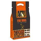 AATU 80/20 Dry Dog Food, Chicken, High Protein, Grain Free Recipe, No Artificial Ingredients, 1.5 kg