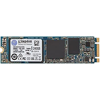 Kingston SM2280S3G2/240G - Disco SSDNow M.2 SATA G2 de 240 GB ...