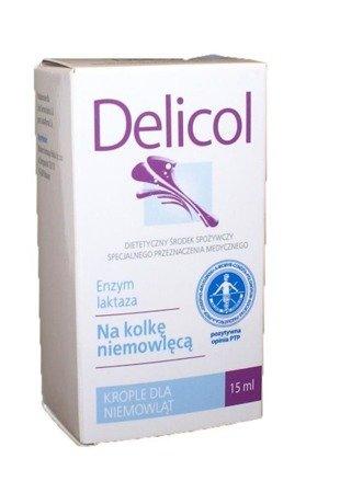 Delicol Babies Dietary Supplement - Drops 15ml
