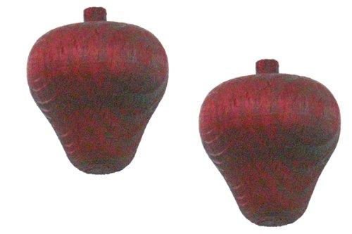 HIMBEERE Duftholz / Duftfrucht, 2 Stück