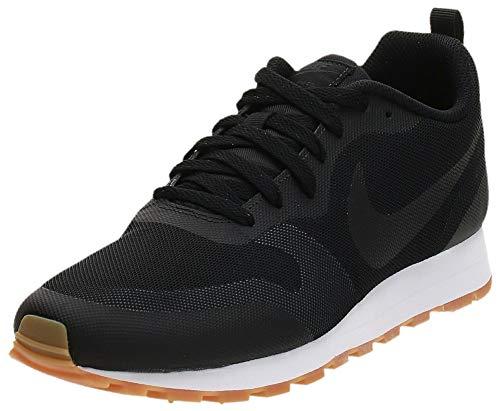 Nike Herren MD RUNNER 2 19 Laufschuhe, Schwarz (Black/Black/Anthracite/Gum Light Brown 001), 41 EU