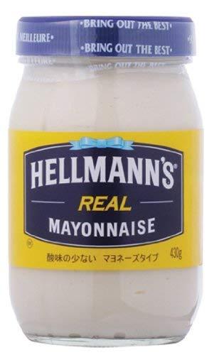 ヘルマン リアルマヨネーズ 430g(旧版)
