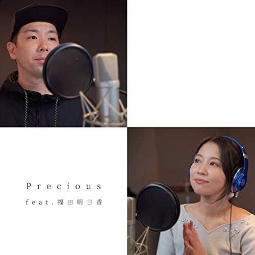 Precious feat. Asuka Fukuda