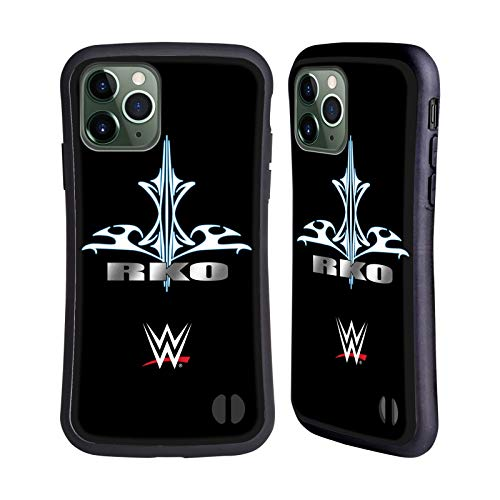 Head Case Designs Ufficiale WWE Randy Orton RKO Destiny 2018/19 Superstars 5 Cover Ibrida Compatibile con Apple iPhone 11 PRO