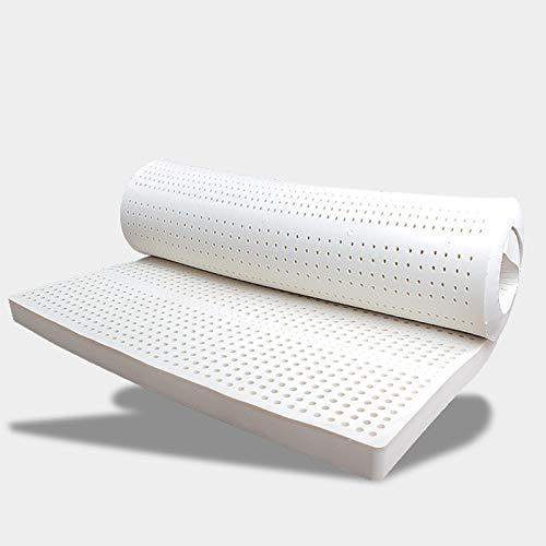 Einzelne Latex-Matratze, 100 cm * 200 cm, ausgezeichnete Elastizität und...