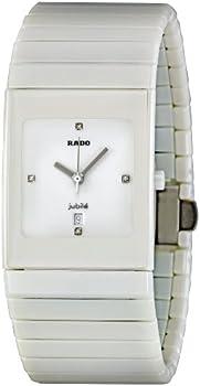 Rado Women's R21711702 Ceramica White Dial Watch