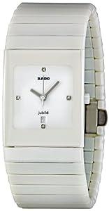 Rado Men's R21711702 Ceramica White Dial Watch image