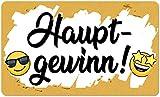 100 Premium Rubbel Etiketten Gold 60x38mm + Gratis Online-Handbuch mit 100 Überraschungsideen –...