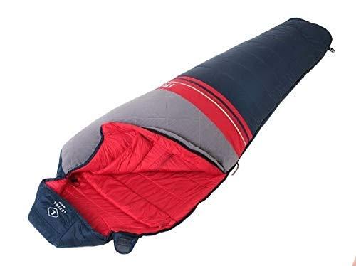 Lestra Mumienschlafsack Wool Original Schlafsack mit Woll Füllung Natur Pur Links