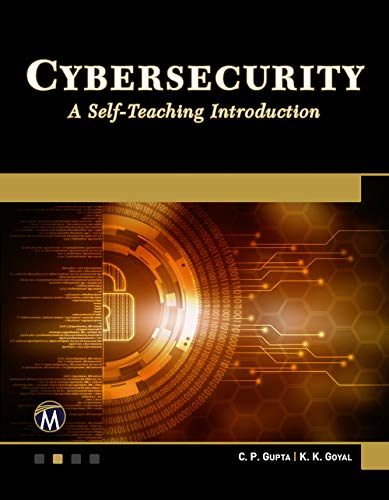 Cybersecurity: A Self-Teaching Introduction (English Edition)