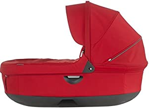 Stokke Stroller Carry Cot for Crusi, Red