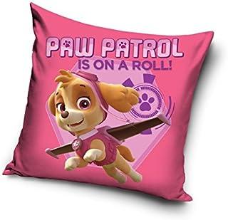 Paw Patrol Cachorro Skye Cojín en Forma de Rosa Dormitorio De Niños Niñas