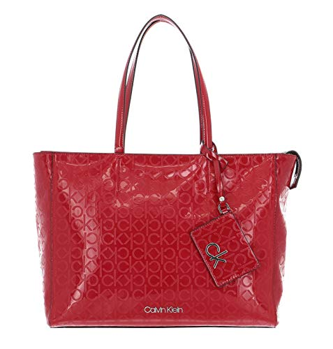 Calvin Klein CK Must EM Shopper M Chili Pepper