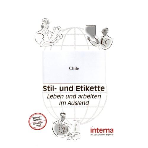 Handbuch Chile (Stil und Etikette) Titelbild