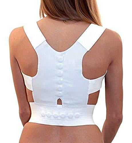 Ducomi TutorStay Magnetische Haltungsbandage für Rücken, Haltungskorrektur, Haltungskorrektur und Schultern