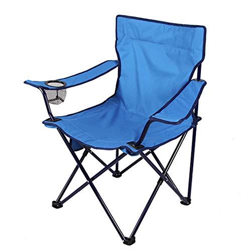 snmi Camping Stühle Tragbarer Gartenstuhl Ultraleichte, Leicht Zu Tragende Angelstühle Mit Getränkehalter Und Seitentaschen Für Den Außen- Und Innenbereich