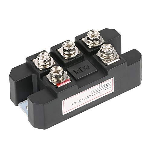 Puente rectificador trifásico de diodo 1600V 100A Puente rectificador para producción industrial para suministro de energía