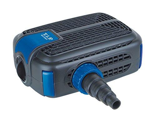 T.I.P. Multifunctionele vijverpomp waterspel filter beekloop WPF 2500 S, tot 2500 l/h debiet